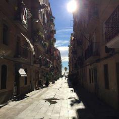 #nofilter #barceloneta #bcn #morning #happy #day
