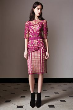 Temperley London 2014 Pre-Fall #temperleylondon #2014prefall