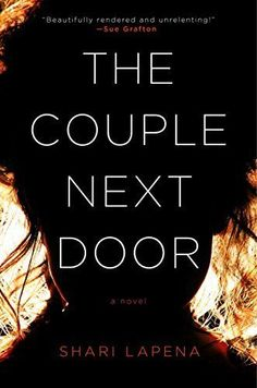The Couple Next Door by Shari Lapena book cover