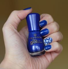 Essence the gel nailpolish- 31 Electriiic