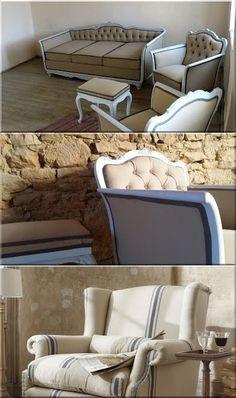 eladó fotel, kanapé Loft Design, Wabi Sabi, Vintage Designs, Projects To Try, Modern, Decor, Home Decoration, Decoration, Decorating