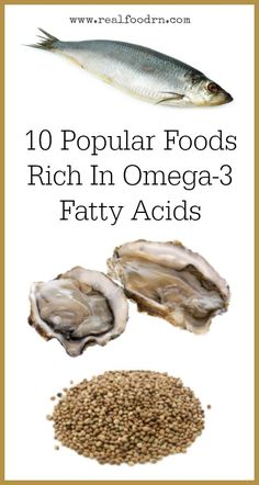 1000 images about all about health on pinterest health for Fish rich in omega 3