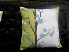 Blooma cushion cover from EllieBdesigns (etsy)