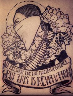 Zapatista Protest Posters, Riot Grrrl, Political Art, Chicano Art, Graffiti Lettering, Feminist Art, Mandala Tattoo, Ink Art, Illustration