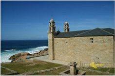 Santuario de la Virgen de la Barca Muxia www.Turigrino.com