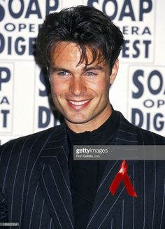 Patrick Muldoon Beverly Hilton, Dimples, Opera, February, Awards, Soap, California, Actors, Fictional Characters