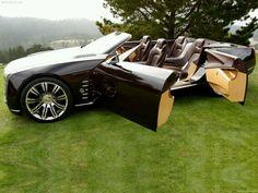 ❦ 2011 Cadillac Ciel Concept