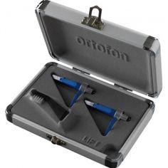 Ortofon Concorde DJ S Twin Cartridge & Stylus Set