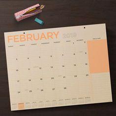 Calendars TF Publishing Multi Colored Kraft