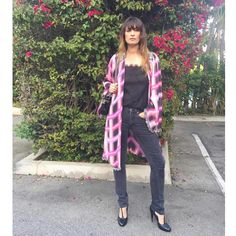 "8,180 likerklikk, 65 kommentarer – Caroline de Maigret 🇫🇷 (@carolinedemaigret) på Instagram: ""Last night in LA, heading to celebrate the new #TheChanelGabrielleBag 🇺🇸 All dressed in…"""