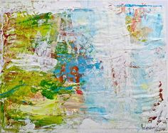 "Saatchi Art Artist Geoff Howard; Painting, ""Abstract Map 3"" #art"