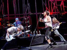 Watch the Red Hot Chili Peppers!