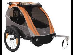 Burley D'Lite Bike Trailer Review