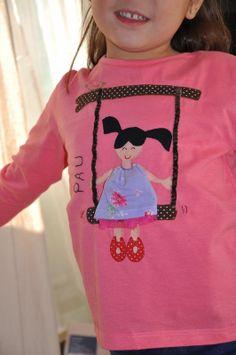 De mamá: Camiseta para Pau.