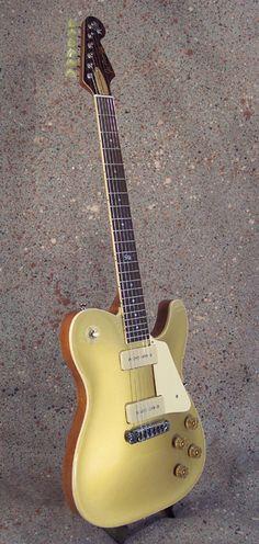 Koll Guitar Company - Goldtop T www.vintageandrare.com