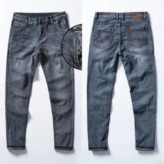Men's Anti-theft Zipper Jeans Visit: www.menpant.com/product/mens-anti-theft-zipper-jeans/ Men's Clothing Anti-theft Zipper Jeans 2020 New Fashion High Quality Casual Straight Cotton Blue Elastic Big Size Brand Men Jean #MenPant #men #pant #pants #albama #texas