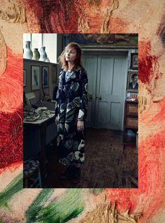 November 2014 Harper's Bazaar UK - Tom Allen