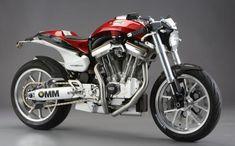 Wakan Avinton Motorcycleaa
