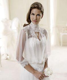 Vestidos de novia estilo vintage: Los más hermosos para caminar hasta el altar Image: 32