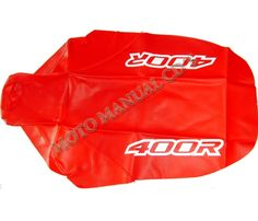 SEAT COVER HONDA XR 400R 2000 FREE SHIPPING WORLDWIDE #tsl