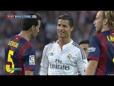 Cristiano Ronaldo Vs Barcelona - Home HD 1080i La Liga (25/10/2014) By SagimbaevVideo