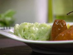 Cucumber Salad from RR Week In A Day- Serve w/ paprikash and polenta