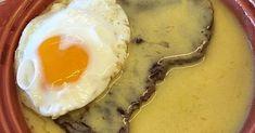 Portuguese Recipes, Portuguese Food, Beef Recipes, Pudding, Eggs, Breakfast, Desserts, 1, Crispy Fried Chicken