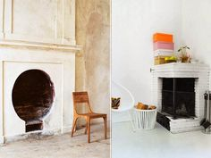 the making of my dream home: fireplace. | The Transcontinental Affair