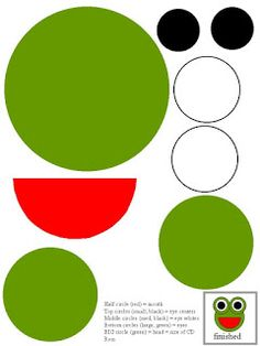 Directions and free printable templates for making a frog paper craft. Summer Crafts For Kids, Paper Crafts For Kids, Diy For Kids, Summer Daycare, Daycare School, Toddler Learning Activities, Montessori Activities, Toddler Art, Toddler Crafts