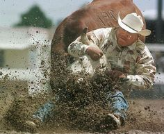 Cheyenne Frontier Days, Wyoming-Largest outdoor rodeo and western event in the world.
