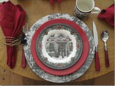 The Tablescaper's Christmas House Tour