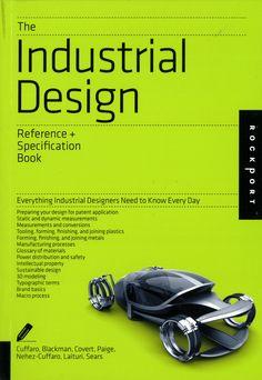 Industrial Design: Reference+Specification book bog fra Viking og Creas