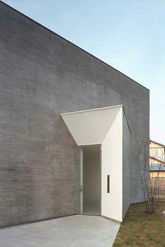 Atsushi and Mayumi Kawamoto, Riverbank House ~ designcombo: