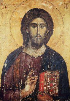 Christ Pantocrator XIIIe s