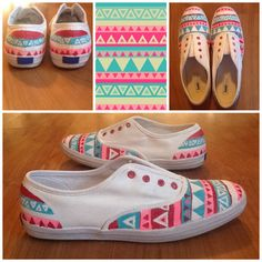 The keds I painted #painted#shoes DIY