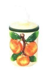 Lotion, Peach Kitchen, Kitchen Themes, 3 D, Pump, Candle Holders, Sink, Ceramics, Crafts