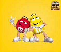 M&M's Chile - Inventa una pequeña historia con Rojo y Amarillo y participa por un espectacular pack de M&M's!