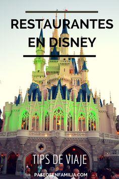 Restaurantes en @waltdisneyworld. Vacaciones en Disney. Restaurantes para visitar en Disney.