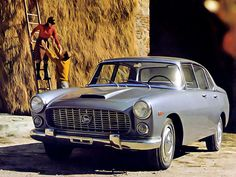 Lancia Flaminia berlina (1957-63)