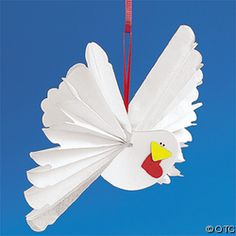 Make this fun Tissue Paper Valentine Accordion Wing Dove Ornament Craft Kit- Valentine's Day craft ideas for Kids. Spend quality time with your children making these fun valentine crafts. Valentine's Day Crafts For Kids, Valentine Crafts For Kids, Sunday School Crafts, New Crafts, Holiday Crafts, Art For Kids, Tissue Paper Crafts, Foam Crafts, Craft Foam