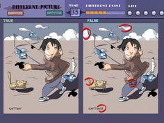 Различия в картинках