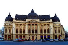 Royal Palace, Bucharest, Romania. Little Paris, Bucharest Romania, Royal Palace, Old Buildings, Bulgaria, Places To Travel, Places Ive Been, Beautiful Places, To Go