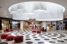 L22 - Lombardini22 - shopping mall - retail - Nuova domesticità, sostenibilità, geometrie organiche, riequilibrio funzionale e natura