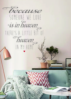 I want this one in our Home Qoutes, Heaven, Home Decor, Quotations, Quotes, Sky, Decoration Home, Room Decor, Interior Design
