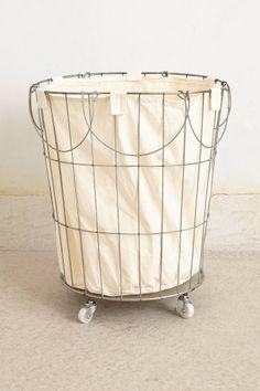 Trellis Storage Basket - anthropologie.com