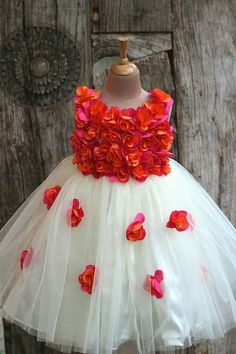 bfe4bf41d581 Exclusive Kids Designer Frock in 2019