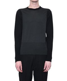 ANN DEMEULEMEESTER Dawson Wool And Mohair Sweater. #anndemeulemeester #cloth #sweater