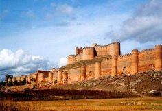 Spain - Castillo de Berlanga del Duero, Soria