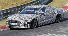 2018 Audi S7 Caught Stretching Out Its Bi-Turbo V6 At The Nurburgring
