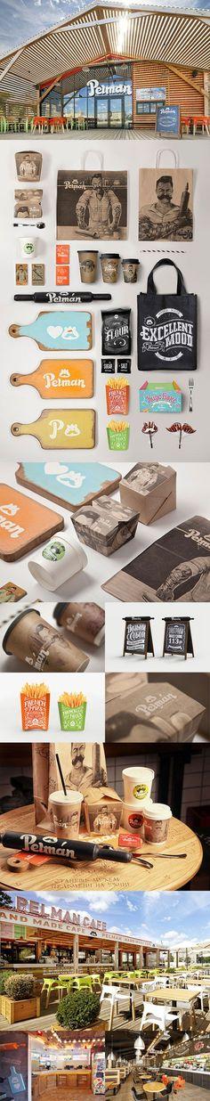 Pelman Handmade Cafe by G-sign Creative Lab